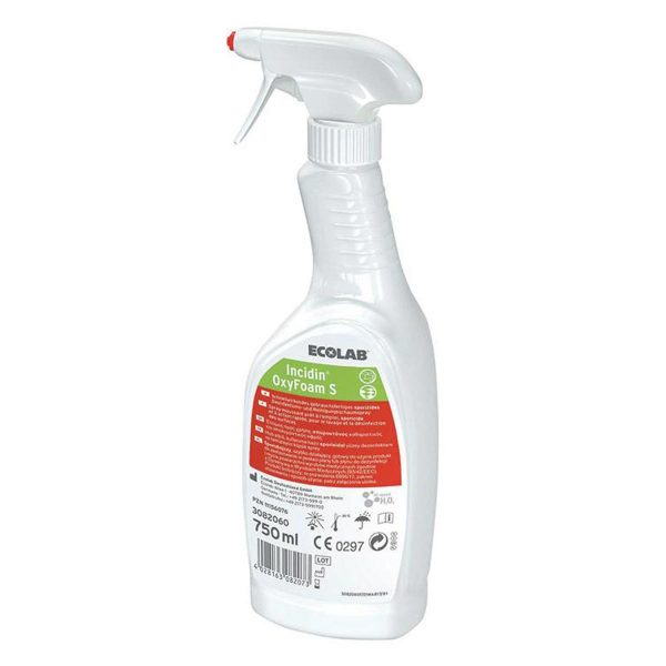 Détergent désinfectant multi surfaces 750 ml Ecolab