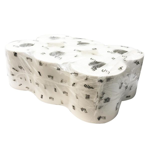Papier Toilette MINI JUMBO X12 rouleaux